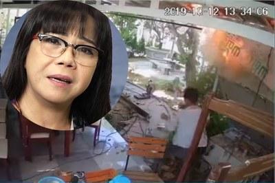 Thợ hàn làm cháy máy phát điện nửa tỷ, suýt cháy villa của Ánh Tuyết