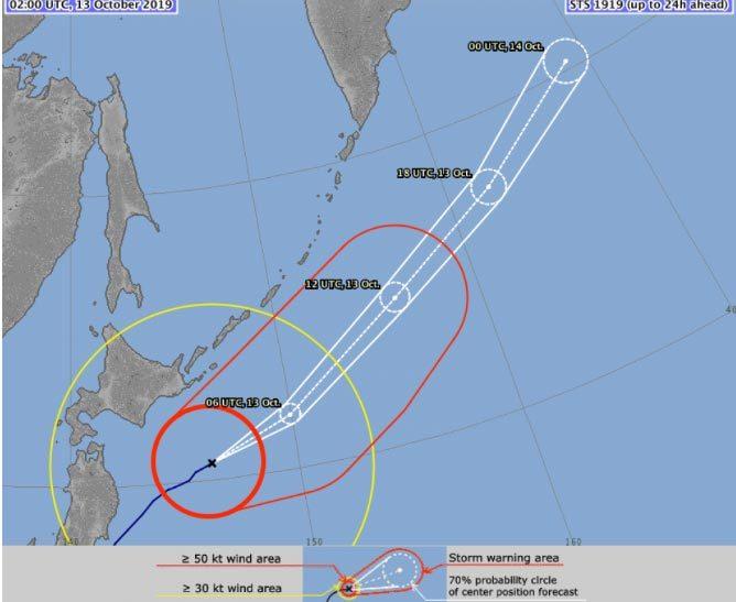 Sau siêu bão tàn phá, lũ lụt ập đến Nhật, ít nhất 33 người chết