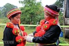 Red Dao group's costume decoration art recognised as national heritage