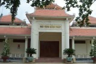Dong Thap Museum preserves national treasures