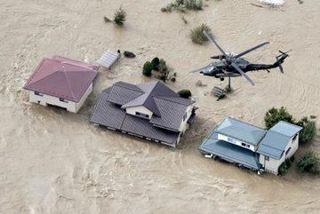 Một người Việt mất tích trong siêu bão Hagibis ở Nhật