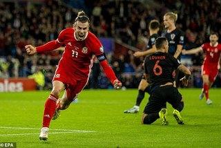 'Xé lưới' Croatia, Gareth Bale giải cứu xứ Wales