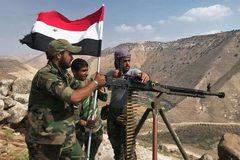 Syria điều lính tới biên giới chống quân Thổ, thương vong tăng