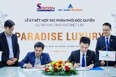 Đất Xanh Premium phân phối độc quyền nhà phố biệt lập Paradise Luxury quận 2