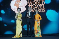 Hệ thống nghỉ dưỡng FLC nhận 'cú đúp' giải thưởng ở World Travel Awards