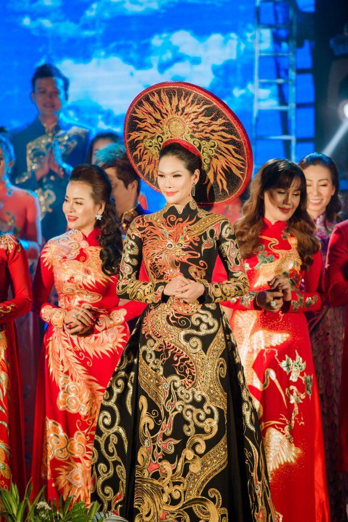 Hoa khôi Hương Hoàng,Thiện nguyện
