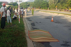 Five die in traffic accidents in Quang Tri, Quang Ngai