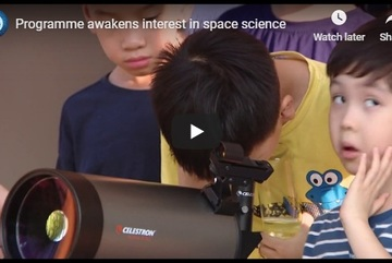 Programme awakens interest in space science in Vietnam
