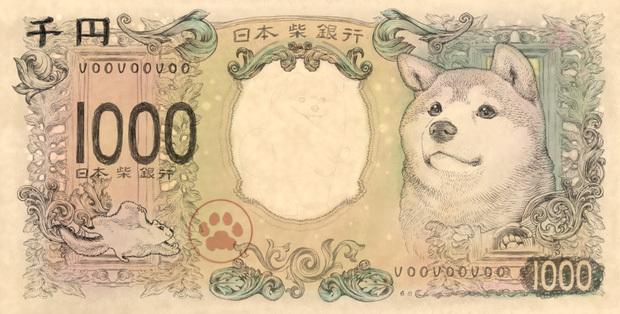 'Dễ thương nhất thế giới', quốc gia in hình cả chó cưng lên tờ tiền?