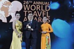 Vietnam named Asia's leading culinary destination