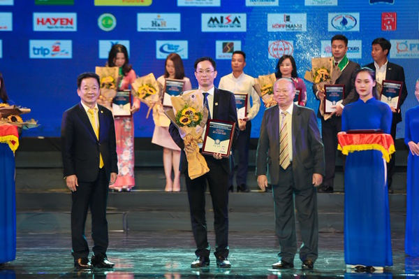 Vinh danh Văn Phú - Invest trong Đêm doanh nghiệp 2019