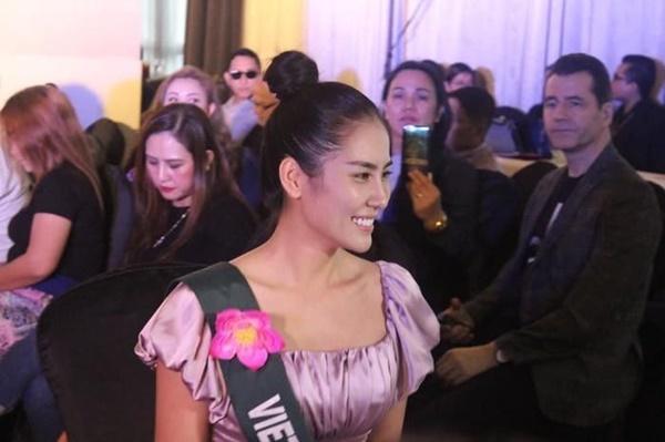 Miss Earth,Hoàng Hanh