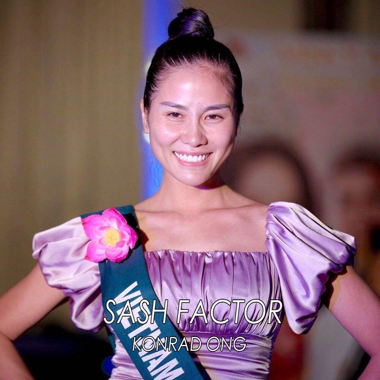 Hoàng Hạnh và dàn người đẹp Hoa hậu Trái đất lộ mặt mộc nhiều khuyết điểm