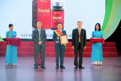 Khang Dược nhận Huy chương vàng vì sức khỏe cộng đồng 2019
