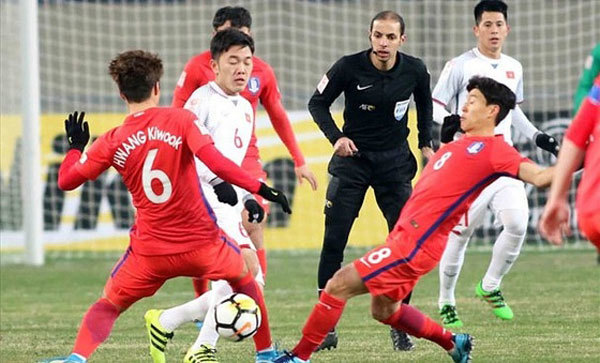 The Asian U23 Championships,Indonesia vs Vietnam match,referee named,sports news,Vietnam sports,vietnamnet bridge,english news,Vietnam news,vietnamnet news,Vietnam latest news,Vietnam breaking news,Vietnamese newspaper,Vietnamese newspaper articles,news v