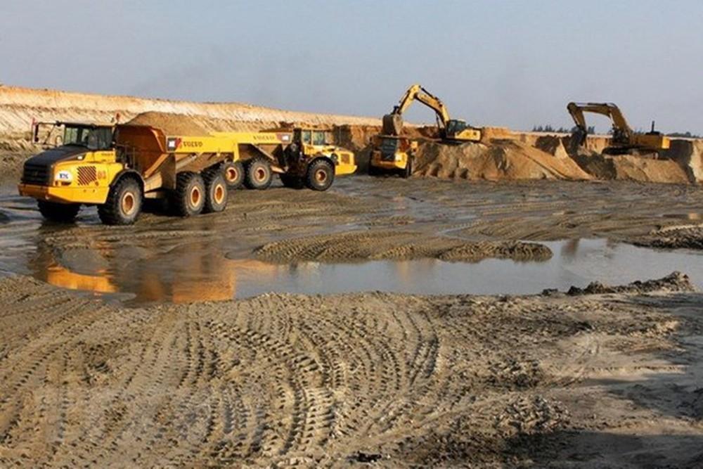 Mỏ sắt thạch khê,hà tĩnh,Bộ Kế hoạch và Đầu tư,khai thác khoáng sản