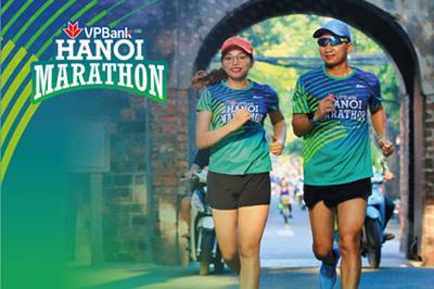 VPBank Hanoi Marathon-Run & Share nâng bước em đến trường