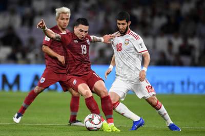 Xem trực tiếp Thái Lan vs UAE ở đâu?