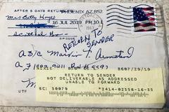 Bức thư thất lạc nửa thế kỷ giúp mẹ tìm lại con trai