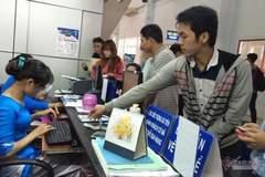 Đường sắt bắt đầu nhận đăng ký mua vé tập thể Tết