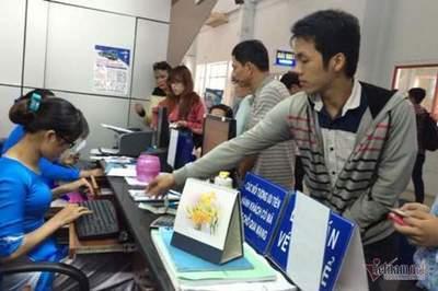 Ga Sài Gòn tung gần 300.000 vé tàu Tết Canh Tý 2020