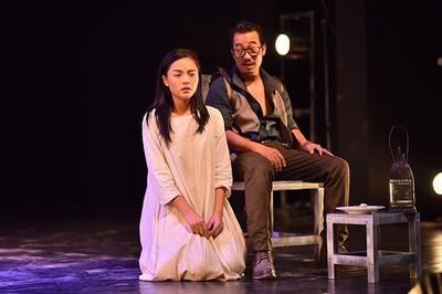 Thu Quỳnh giành giải vàng ở Liên hoan sân khấu thử nghiệm