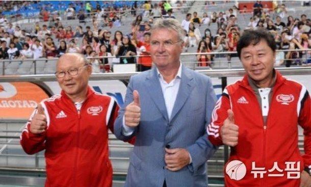 HLV Park Hang Seo sẽ cùng tuyển Việt Nam tạo kỳ tích World Cup - Ảnh 1.