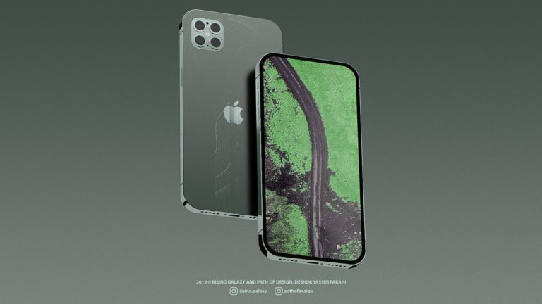 iPhone 12,Apple,Concept iPhone