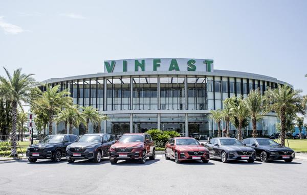 VinFast là nhà tài trợ chính của chặng đua Công thức 1 Việt Nam