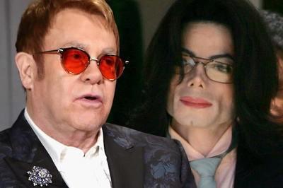 Elton John nghĩ Michael Jackson bị bệnh tâm thần