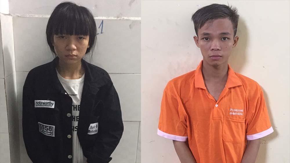 Trộm cắp tài sản,Sài Gòn