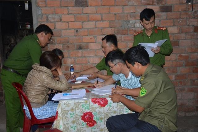 Quảng Nam,công an