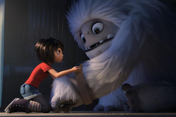Everest Người tuyết bé nhỏ,Abominable