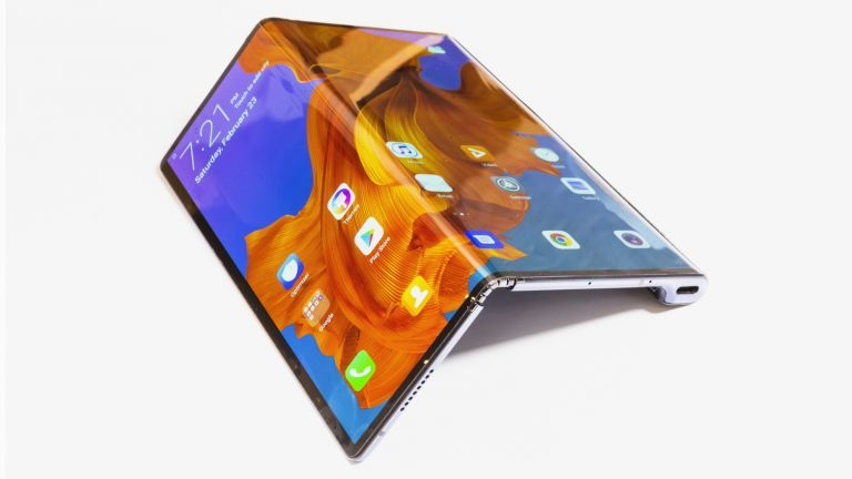 Smartphone màn hình gập,Huawei,Huawei Mate X