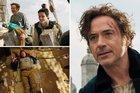 'Người sắt' vào vai bác sĩ Dolittle huyền thoại sau khi chia tay Marvel