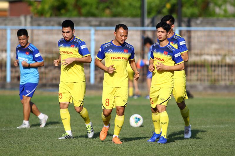 Đội hình Việt Nam đấu Indonesia: Lộ diện người thay Tuấn Anh