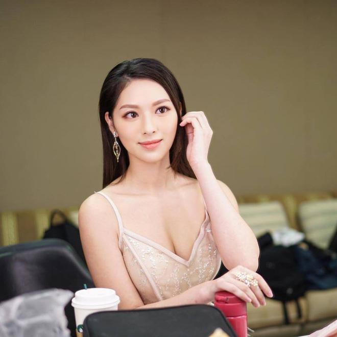 Phùng Doanh Doanh,Hoa hậu Hong Kong,Sao Hoa ngữ