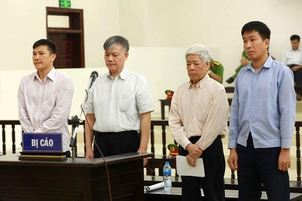 Ex-leader of Vinashin faces stricter punishment