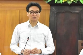 Deputy PM Vu Duc Dam in charge of health ministry