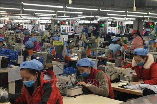 Vietnamese textile industry hit by on-going trade war