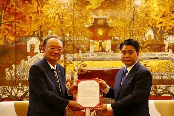 Hanoitourist Corporation,Global Consultant Network Co.Ltd,Vietnam  RoK strategic partnership
