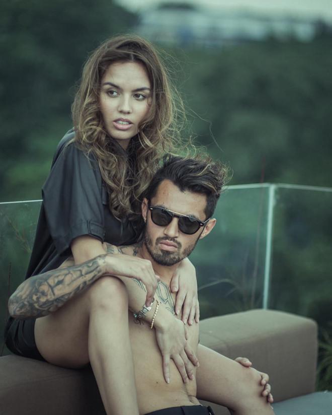 Dàn WAGs là người mẫu, blogger nóng bỏng của tuyển Indonesia