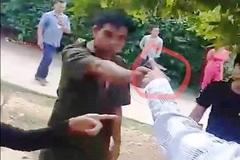 Phó công an xã ở Quảng Nam rút súng chĩa vào dân khi làm nhiệm vụ