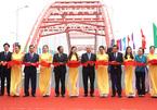 Thủ tướng cắt băng thông xe cây cầu vòm nhịp lớn nhất Việt Nam