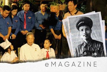 Gia tài của Đại tướng Võ Nguyên Giáp dành cho anh hùng La Văn Cầu