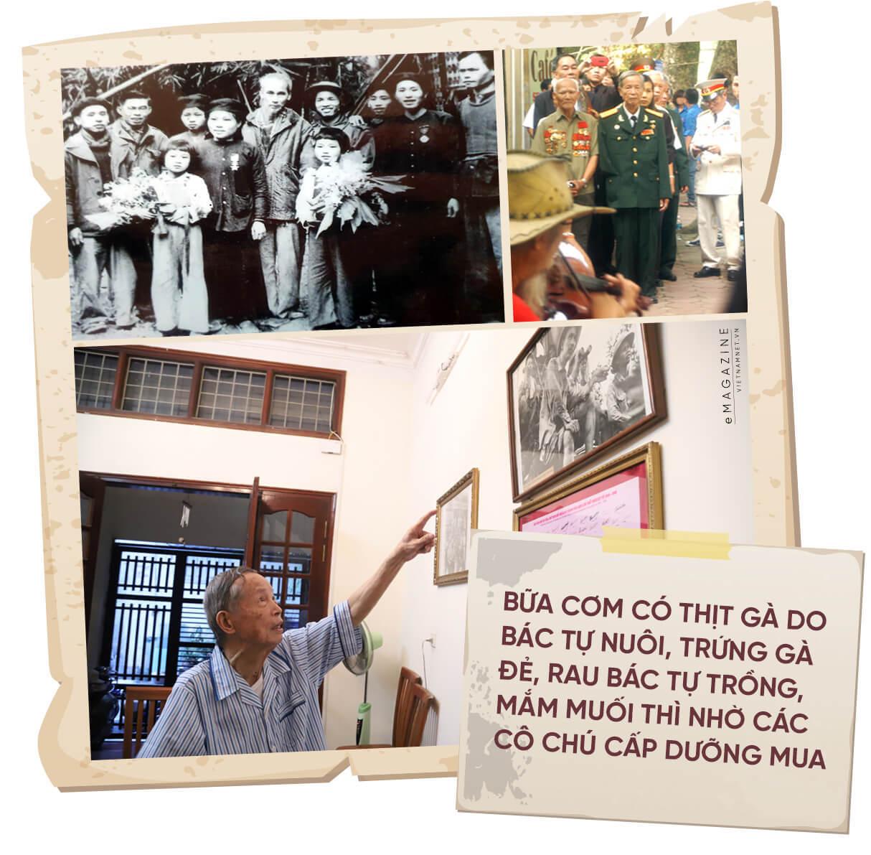 La Văn Cầu,Đại tướng Võ Nguyên Giáp,Võ Nguyên Giáp,sống đẹp,người tốt việc tốt