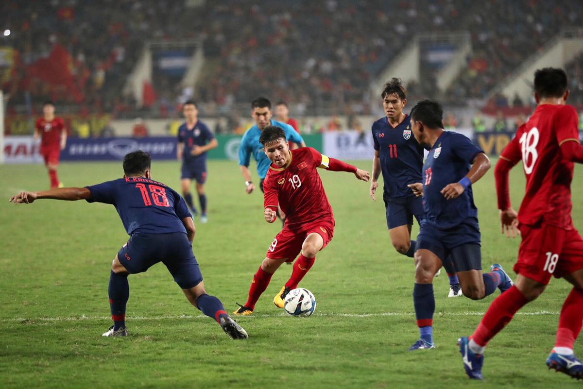 Thái Lan than trời vì gặp Việt Nam ở SEA Games 30 - Ảnh 1.