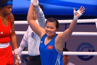 Huong wins Vietnam's first world boxing bronze