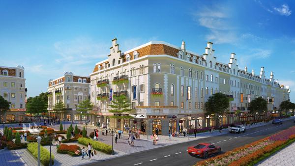 'Mỏ vàng' BĐS Hạ Long: shophouse mặt đường thành mini hotel