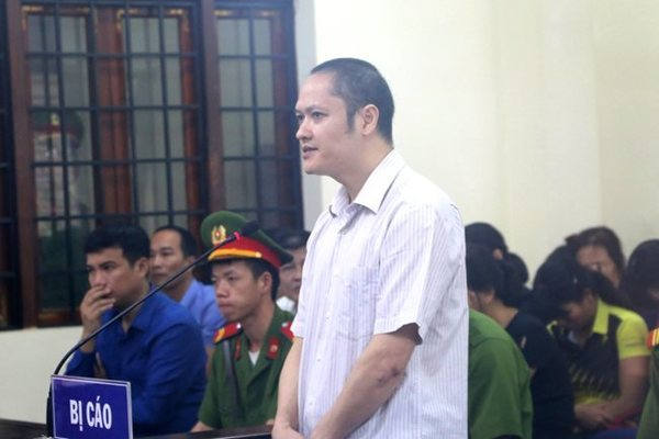 Former education officials in Ha Giang stand trial in exam scam